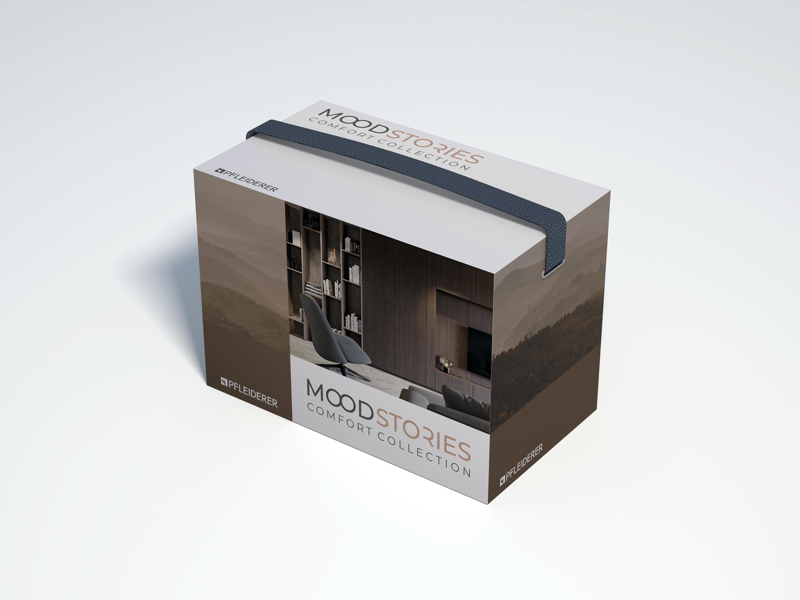 Mood Box, kompaktowe pudełko na wzorniki