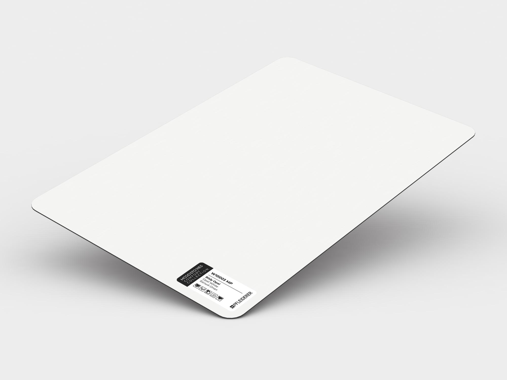 Biały Opal W10003 MP