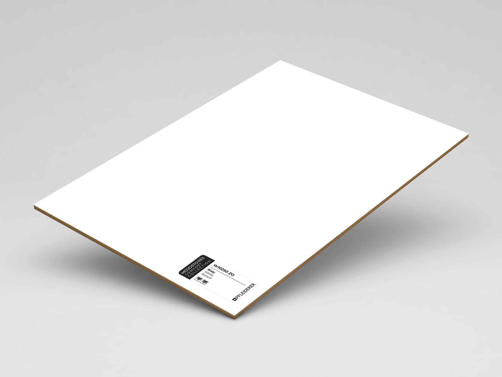 Biały W10250 ZO