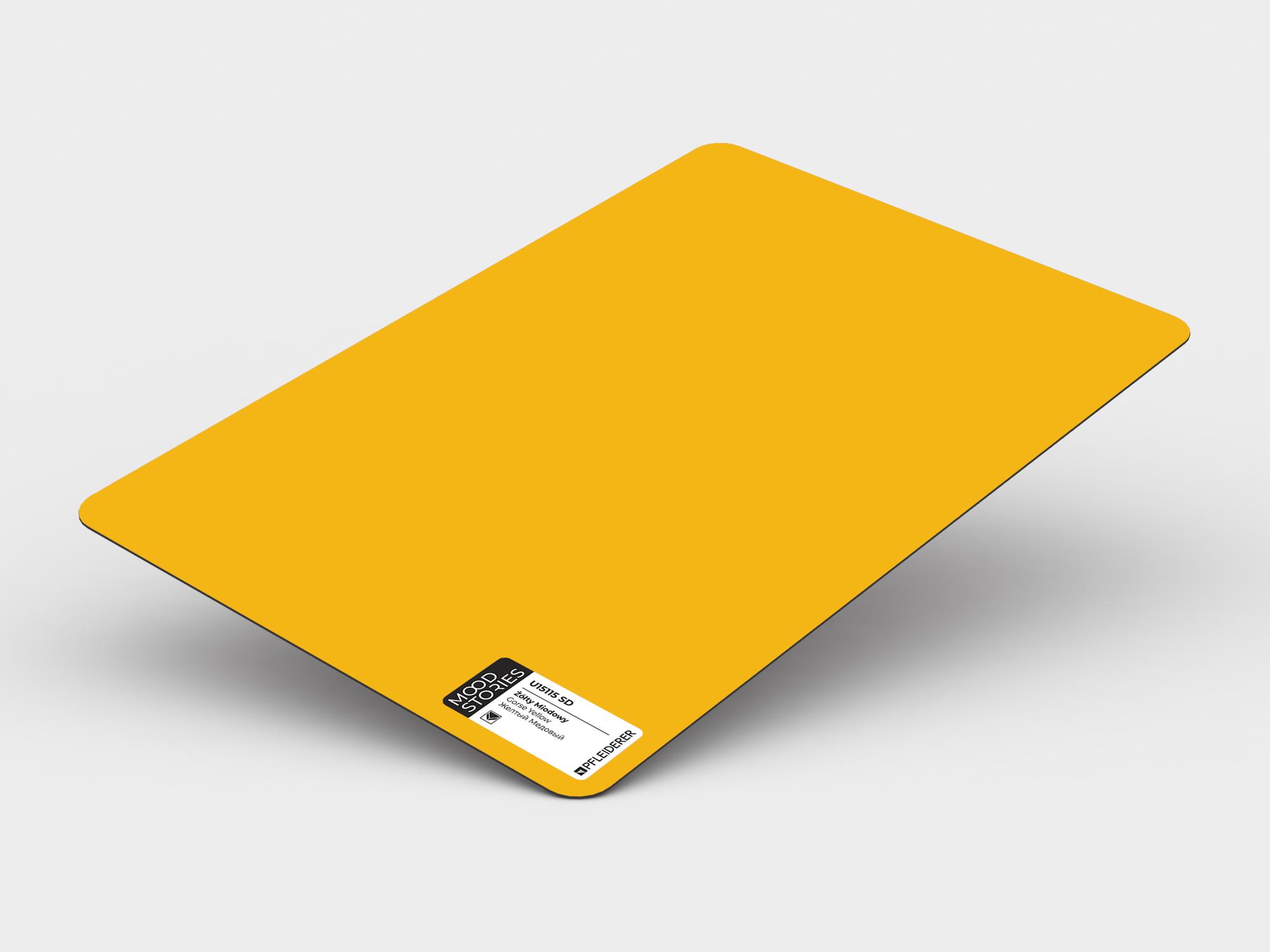 Żółty Miodowy U15115 SD