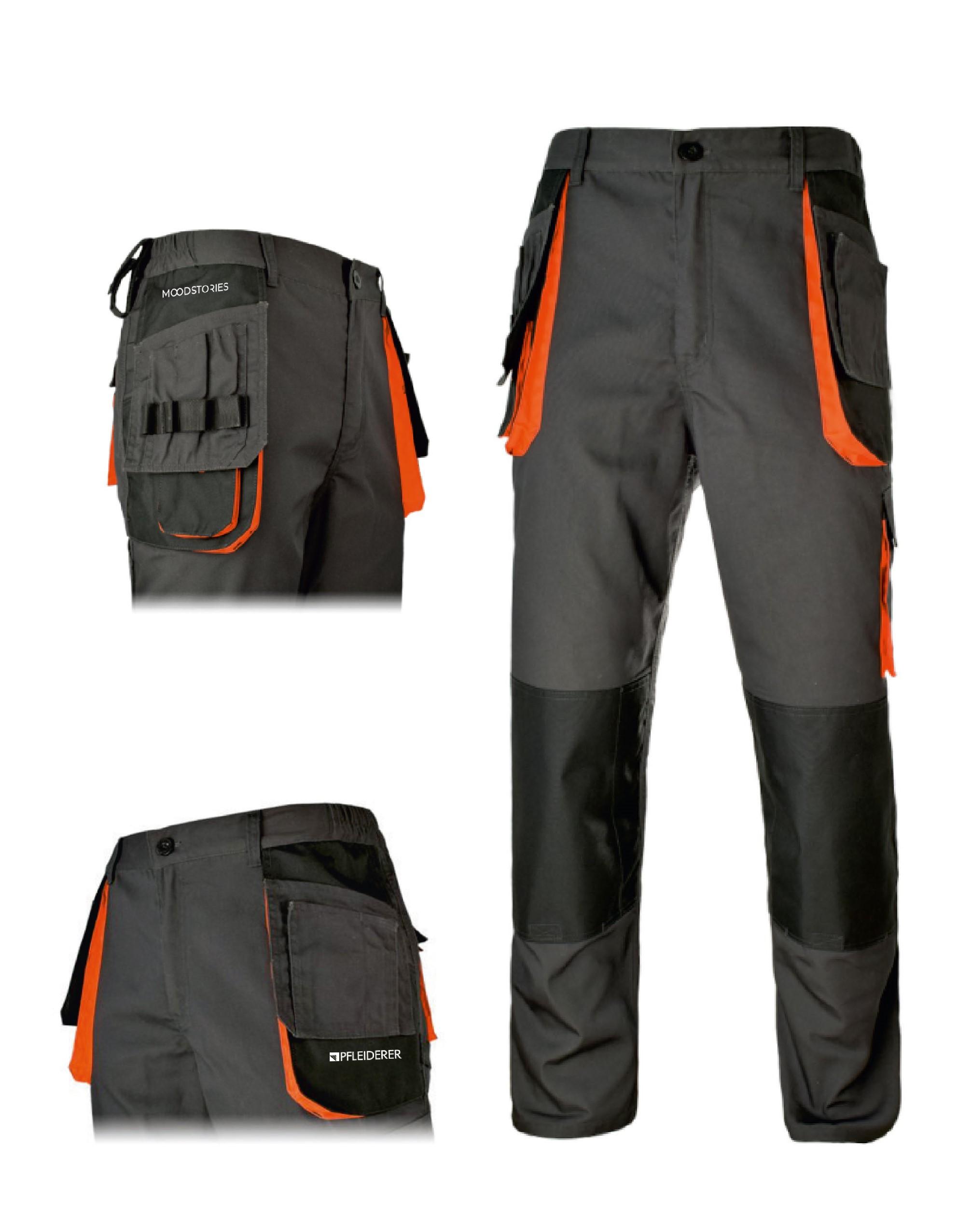 Spodnie robocze z logo