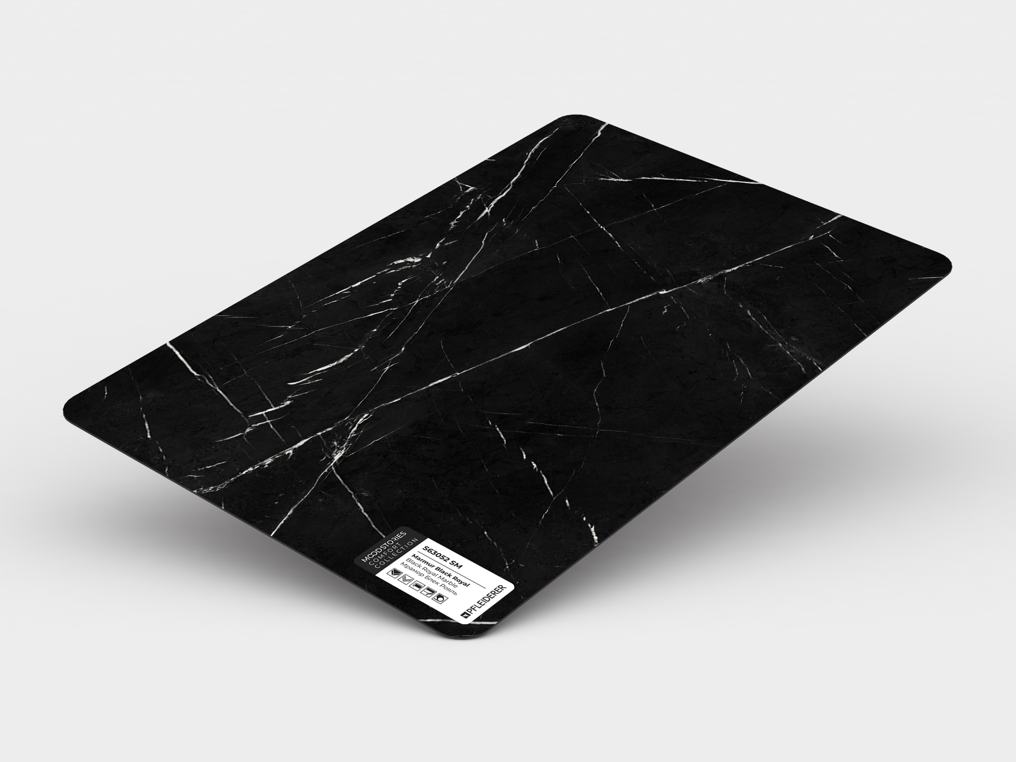 Marmur Black Royal S63052 SM